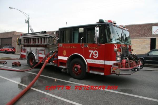 Chicago FD Engine 79