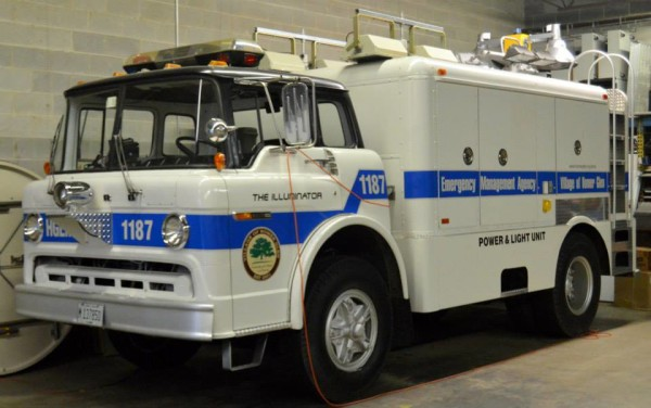 EMA light truck