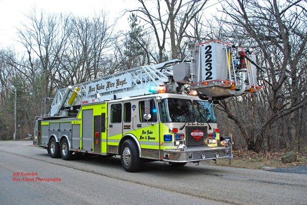 Fox Lake FD Nova Quintech Sky-Arm