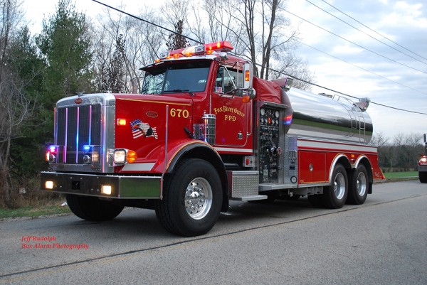 Fox River Grove FD tender
