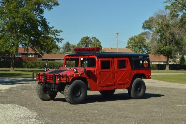 FD Humvee