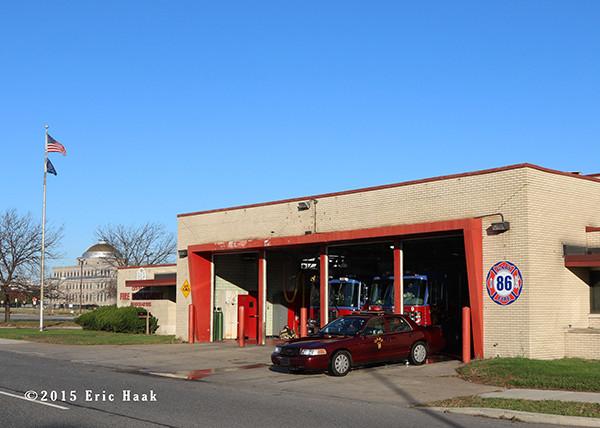 Gary FD Station 86