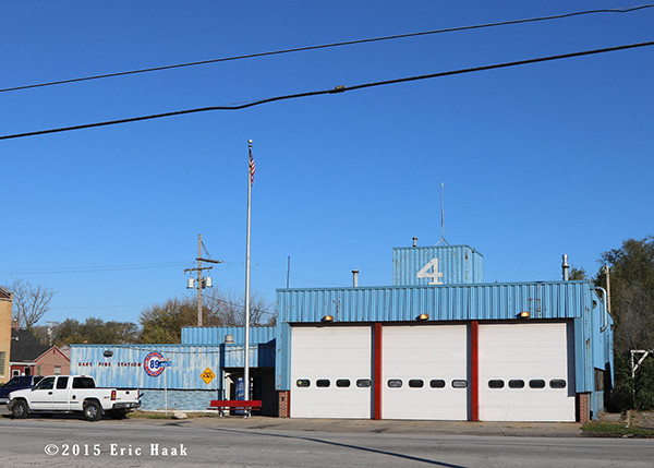 Gary FD Station 89