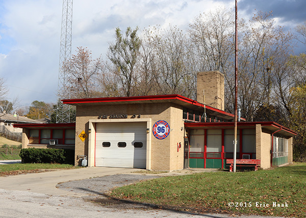 Gary FD Station 96