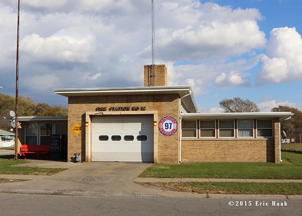 Gary FD Station 97