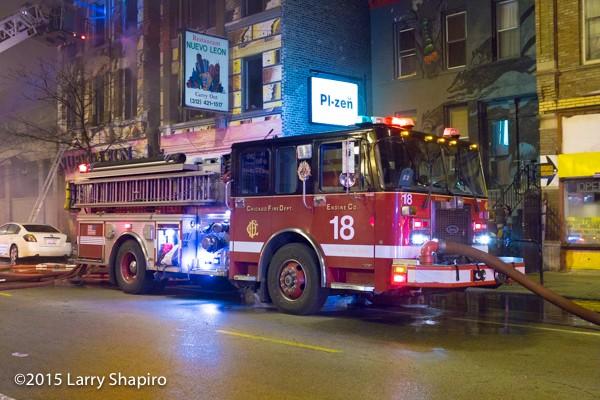 Chicago FD Engine 18