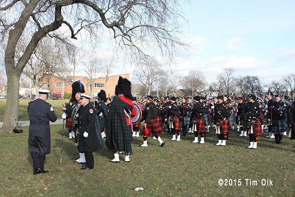 Chicago Fire Department Pipes and Drums