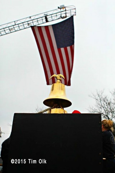 Chicago FD ceremonial bell