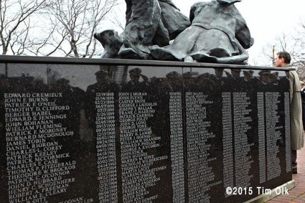 Chicago FD Stokyards Fire Memorial