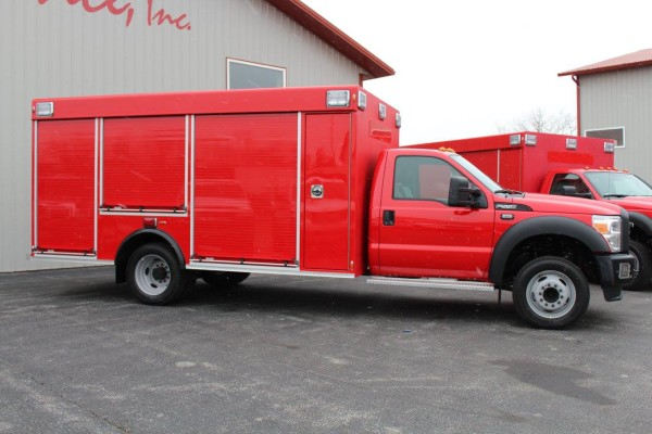 New air mask service trucks for Chicago FDNew air mask service truck for Chicago FD