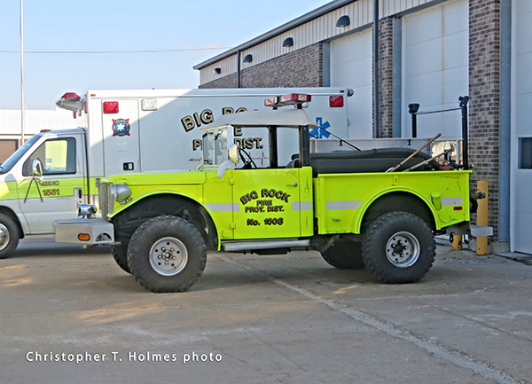 Big Rock Fire Protection District