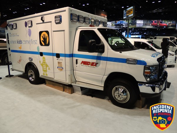 Type III Medex ambulance