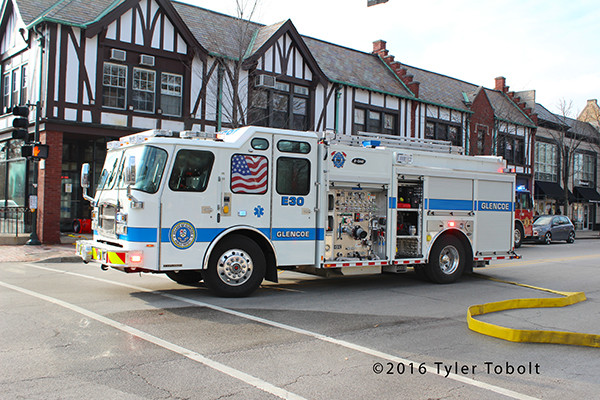 Glencoe FD Engine 30