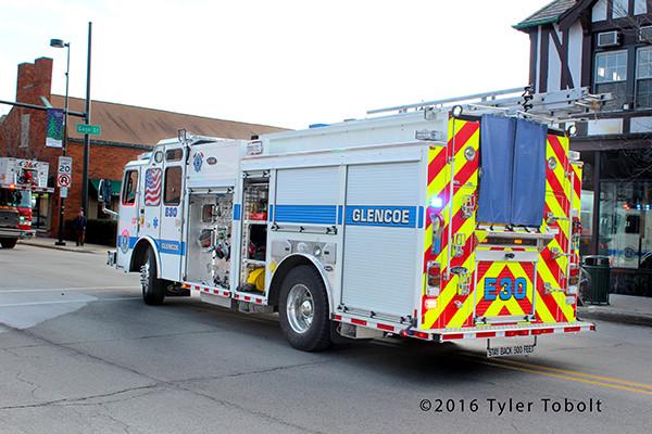 Glencoe FD Engine 30