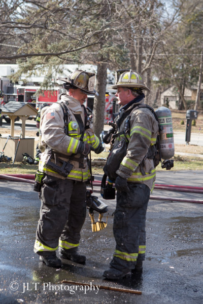 fire chiefs talking