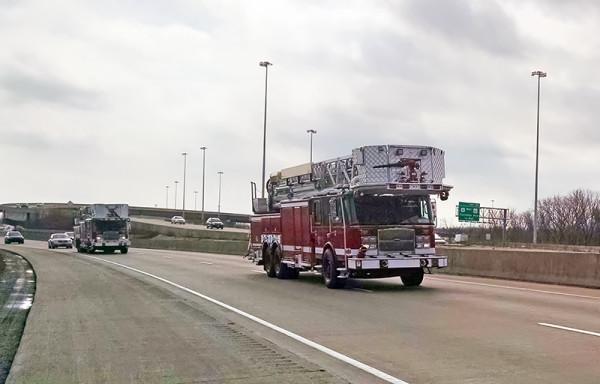 new fire trucks for Chicago