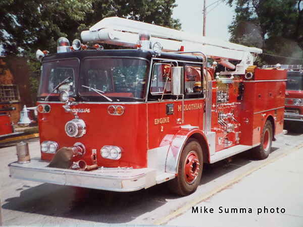 1973 Seagrave/Squrt from Midlothian, IL