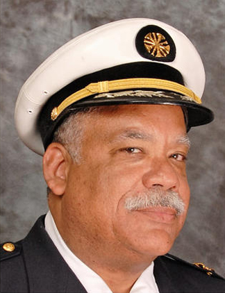 Deputy Fire Commissioner Richard C. Ford II (Chicago Fire Department)