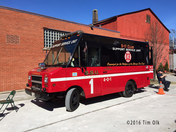 Chicago 5-11 Club Support Service Unit