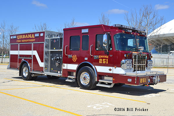 Urbana FD Engine 251