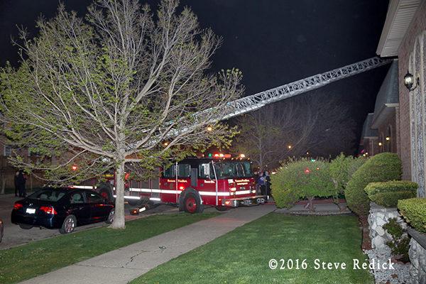 Chicago FD E-ONE ladder truck