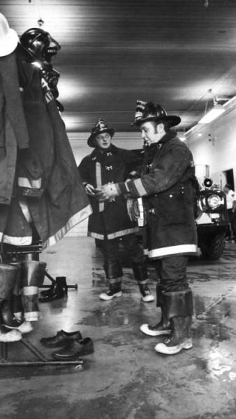 Palos Heights Volunteer Fire Department history
