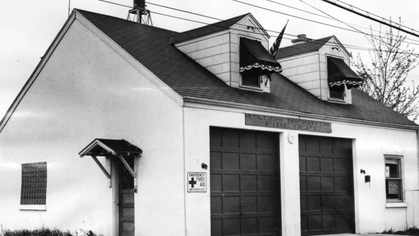 Palos Heights Fire Department history