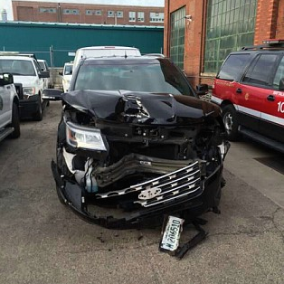 Chicago Deputy Fire Commissioner resigns after crash