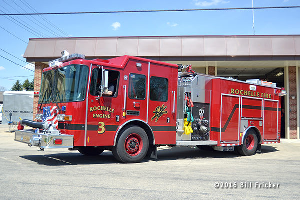Rochell FD Engine