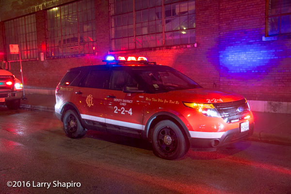 Chicago FD Deputy District Chief 224