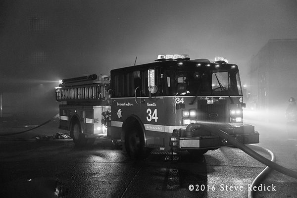 Chicago FD Engine 34