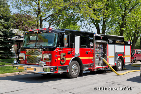 Morton Grove FD Engine 5