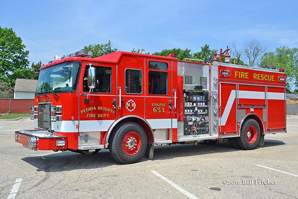 Peoria Heights FD Engine 659