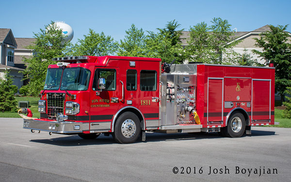 Fox River Countryside Fire Rescue District