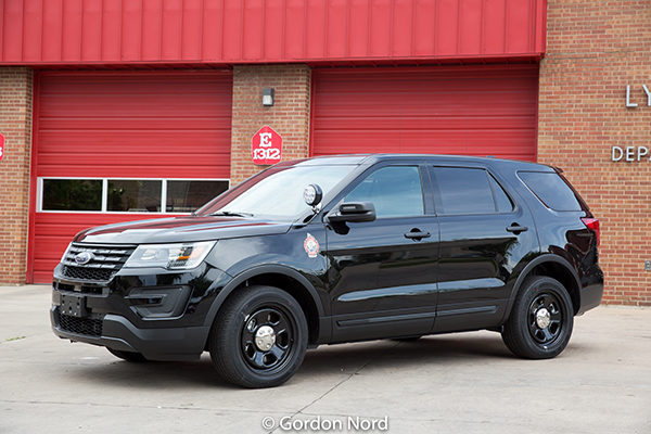 Ford Explorer for Lyons FD 1301
