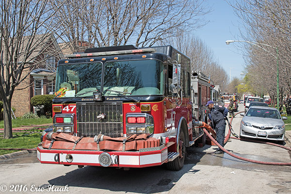 Chicago FD Engine 47