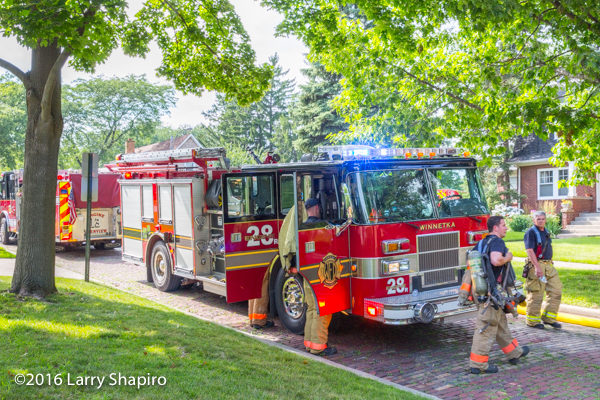 Winnetka RD Engine 28