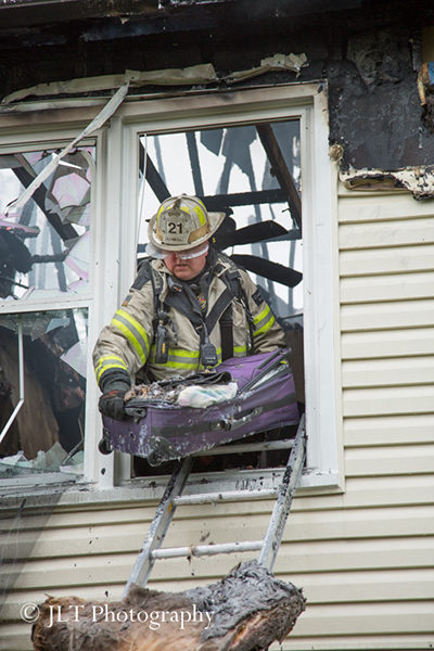 fire chief overhauls after fire