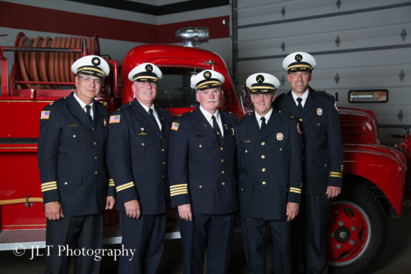 Carol Stream Fire District Chief Officers