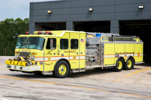 Chicago FD Engine 9