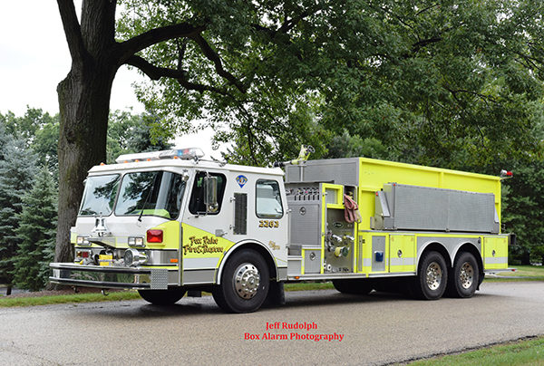 Fox Lake FD tender