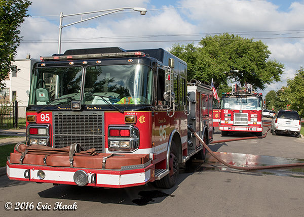 Chicago FD Engine 95
