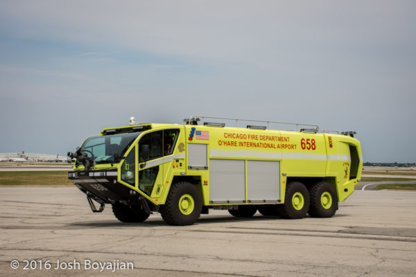 Chicago FD ARFF 658