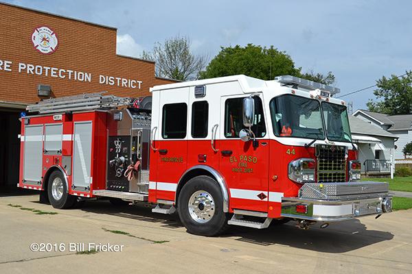 El Paso FD Engine 44