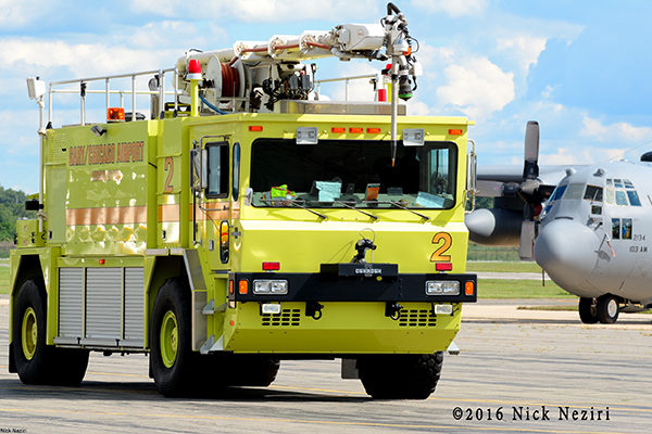 Gary FD Rescue 2 is an Oshkosh T1500