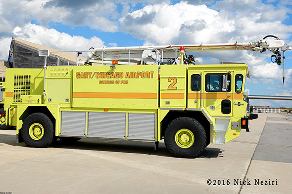 Gary FD Rescue 2 is an Oshkosh T1500