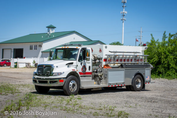 Fox River & Countryside Fire/Rescue District tanker