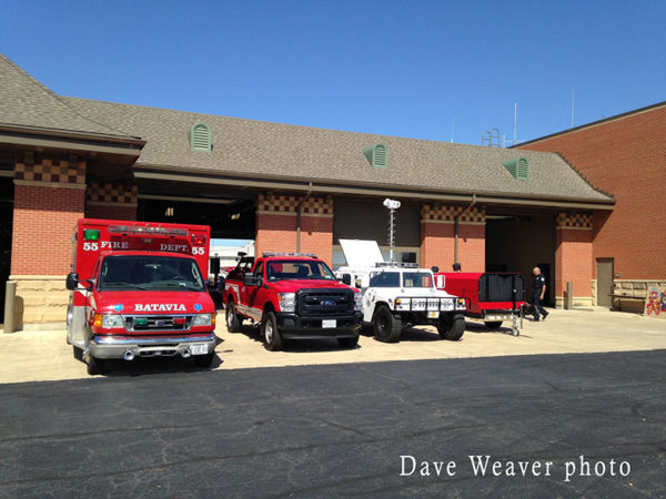 Batavia FD open house