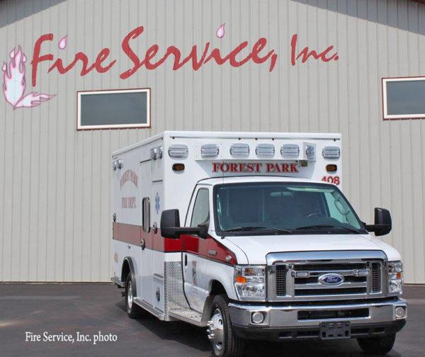 Road Rescue Type III ambulance
