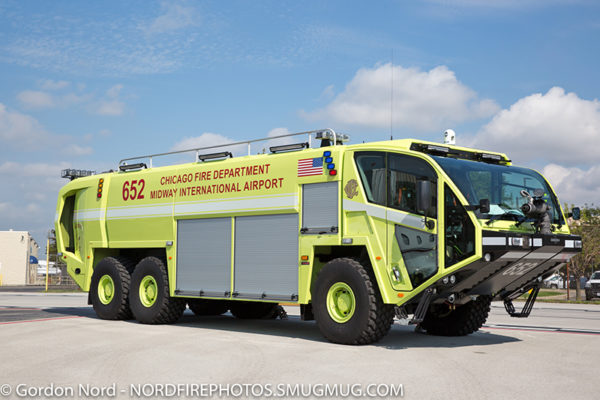 Chicago FD ARFF 652